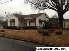 607 EAST CHESTNUT STREET, GADSDEN, AL 35903 Property Photo