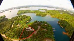 Lot 44 The Highlands on Lake Keowee, Six Mile, SC 29682 Property Photo