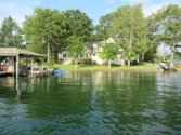 1853 Castaway Island Rd, Eclectic, AL 36024 - Image 1: House from lake