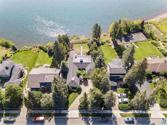 5214 London Rd, Duluth, MN 55804 - Image 1: Aerial view from 5214 London Road to Lake Superior