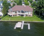 12925 Water Ridge Drive, Fishers, IN 46055 - Image 1: Unique Opportunity on Main Body of Geist! Renovated Ranch w/Over 8500 SF.