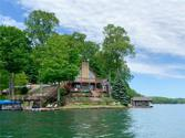 6539 LOON Drive, Nineveh, IN 46164 - Image 1: 240 feet of lakefrontage on Sweetwater Lake.  Point Lot with fantastic views from all areas of home and lot.