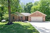 152 Lincoln Hills, Coatesville, IN 46121 - Image 1: Front of beautiful ranch with wooded lot.