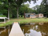 271 E Piney Road, Manistee, MI 49660 - Image 1: 80 feet of frontage on Bar Lake