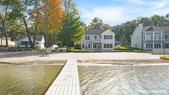 7010 Snug Harbor Road, Baldwin, MI 49304 - Image 1: Lake Side of Home