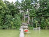68738 Blanchard Street, Sturgis, MI 49091 - Image 1: House from Dock