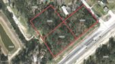 PARCEL A S HIGHWAY 17, SAN MATEO, FL 32187 - Image 1: Map without footages