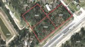 PARCEL C S HIGHWAY 17, SAN MATEO, FL 32187 - Image 1: Map without footages