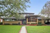 434 LAKESHORE Parkway, New Orleans, LA 70124 - Image 1: Frank Lloyd Wright style custom designed home with 5 bdrms, 4.5 baths, media rm, library, dining rm, & den on park-like grounds.