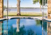 117 Cielo Lane, Shady Shores, TX 76208 - Image 1: This View! Beautiful lakefront property on Lake Lewisville.