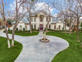 5108 Knights Court, Flower Mound, TX 75022 - Image 1: lovely estate with circle drive, fountain and brand new stucco exterior