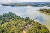 2761 Hideaway Lane, Quinlan, TX 75474 - Image 1: Aerial view of community boat ramp, pier and park just walking distance from property