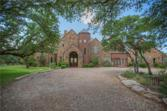 2020 The Ranch Road, Possum Kingdom Lake, TX 76449 - Image 1: Impressive Entry with Gas-lighted Lanterns and Circle Drive