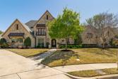 2213 Patterson Way, Southlake, TX 76092 - Image 1: Lovely exterior of this custom home on the water at the end of the cul-de-sac