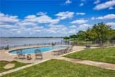 435 Lakecrest Drive, Lakewood Village, TX 75068 - Image 1: Gorgeous view of lake from back yard