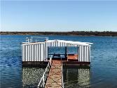2994 County Road 265 Lot 70, Breckenridge, TX 76424 - Image 1: 40X40 boat dock with upper level. Great views!