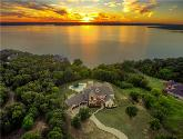 1130 Emerald Sound Boulevard Lot 195, Oak Point, TX 75068 - Image 1: Stunning views and your own lake access from this beautiful private estate. Seclusion and comfort fit for entertaining or enjoying the peace and quiet of nature.