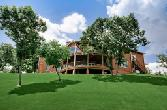 14018 Ozark  DR, Garfield, AR 72732 - Image 1: View of home from back yard