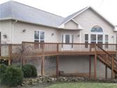 15 Lakeside  DR, Holiday Island, AR 72631 - Image 1: Wrap around walkway leads to front door & upper deck