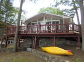 112 Albermarle, Roscommon, MI 48653 - Image 1: View from lake side