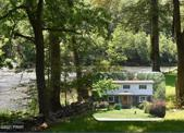 218 Towpath Rd, Hawley, PA 18428 - Image 1: 4 BEDROOM RIVERFRONT HOME