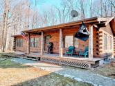 100 Butterfly Ct, Greentown, PA 18426 - Image 1: LOG HOME