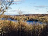 Lot 63 Old Woods Rd, Equinunk, PA 18417 - Image 1: fall and winter lake view
