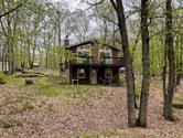 192 N Lake Dr, Dingmans Ferry, PA 18328 - Image 1: 1-Rear View of House