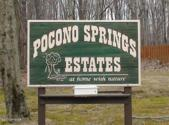 32 Beaver Run Rd, Newfoundland, PA 18445 - Image 1: 1-WELCOME TO POCONO SPRINGS