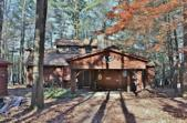 119 Lake Shore Rd, Tafton, PA 18464 - Image 1: BEAUTIFUL LOG LAKEFRONT