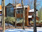 69 Ruffed Grouse Court, Lake Harmony, PA 18624 - Image 1: Front Exterior Snowy