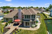 38017 HURON POINTE Drive, Harrison Twp, MI 48045 - Image 1: View From Water Side