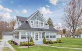 1436 S CHANNEL Drive, Clay Twp, MI 48028 - Image 1: Stunning Island Retreat On A 1/2 Acre