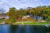 16394 HILLTOP Drive, Argentine Twp, MI 48451 - Image 1: WOW!!!   Over 120 Feet of Frontage!!!   Incredible opportunity to build your own custom home on the best part of the lake!!    West facing sunset view!!