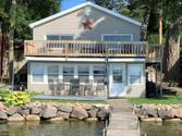 2717 S Lakeview Drive, Clear Lake, IA 50428-1182 - Image 1: lakeside view of home