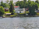 27/25A Lakeview Road, Brookfield, CT 06804 - Image 1: Western exposure! easy water access 2 dock locations patio with awning to far right.