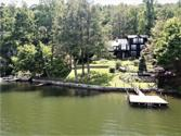 13 Woods Road, New Fairfield, CT 06812 - Image 1: 165 ft of gently sloping waterfront with 2 docks and large waterside deck!