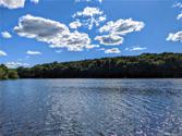 234 West Quasset Road, Woodstock, CT 06281 - Image 1: View looking at property shoreline from on the lake