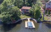 46 Underhill Road, Newtown, CT 06482 - Image 1: Welcome to paradise on the lake!  House is set into a cove for maximum privacy.  Water is just steps from the home!