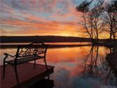 70 Lakeview Drive, Preston, CT 06365 - Image 1: Enjoy amazingly beautiful sunsets! (Actual, un-retouched sunset picture!)