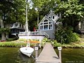 760 Lake Drive, Winchester, CT 06098 - Image 1: Come to the lake where the living is easy and the sunsets are hard to beat!