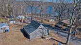 9 Cedar Street, Ellington, CT 06029 - Image 1: Areal Shot of House and Lake