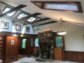 24 Clearview Drive, Ridgefield, CT 06877 - Image 1: Skylites, stained glass windows, romantic fireplace...what else could you want?