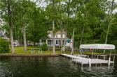 244 Perch Rock Trail, Winchester, CT 06098 - Image 1: Seasonal cottage with over 140 feet of its own waterfront, newer dock, boat lift & large level yard!