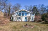 87 Cottage Road Lot F, Montville, CT 06370 - Image 1: Lake side of house with walk out.