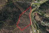 Tbd Heaton Branch Road, Butler, TN 37640 - Image 1: TBD Heaton Hollow Rd Aerial Map