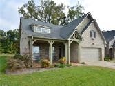 111 N Lake Louise Drive Lot 1 Unit 1, Mocksville, NC 27028 - Image 1: Brick & Formed Stone Exterior