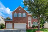 3728 Deerfield Street, High Point, NC 27265 - Image 1: FRONT VIEW SHOWS FRONT LOADING 3 CAR GARAGE