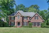 4 Flagship Cove, Greensboro, NC 27455 - Image 1: WOW! Wonderful D. Stone custom built home! Fabulous location within Northern Shores. Right in the heart of walking trails and natural space!