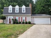 4115 Trappers Run Court, High Point, NC 27265 - Image 1: Great cul de sac location backing up to trails